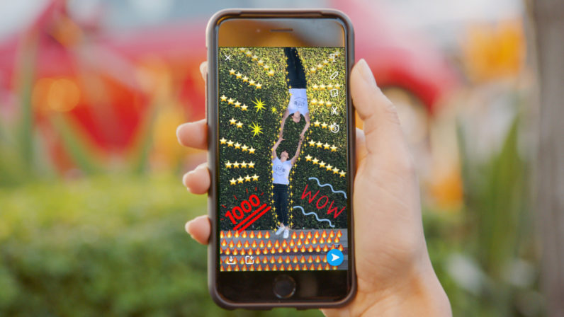 Snapchat launches new creative tools including Limitless Snaps and a Magic Eraser