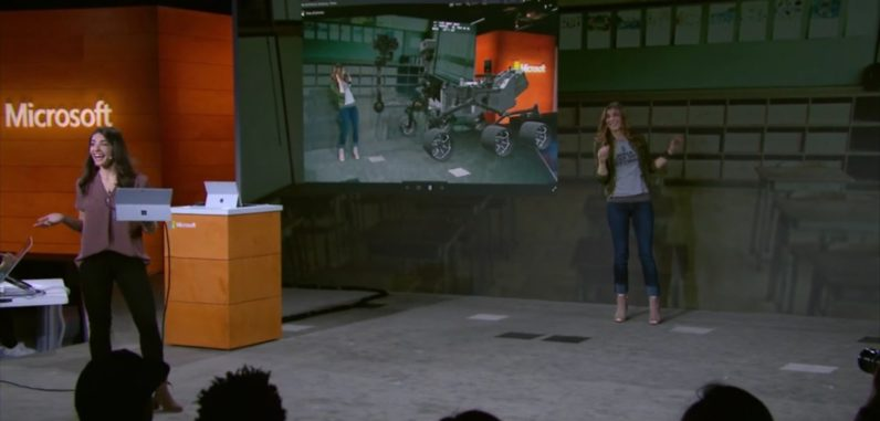 Microsoft is bringing mixed reality to the classroom with View Mixed Reality