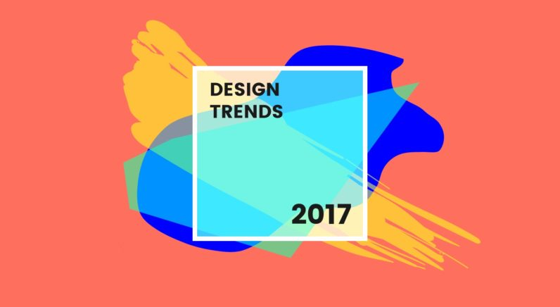 8 graphic design trends for 2017