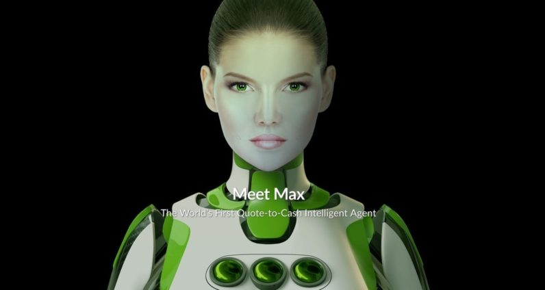"Apttus Introduces ""Max,"" the World's First Intelligent Agent At Accelerate"