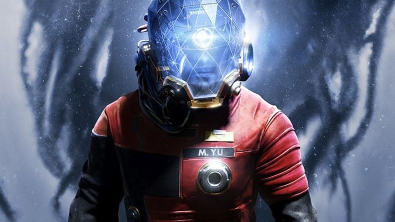 Prey is a cool video game and you should probably play it