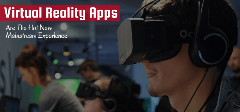 virtual reality apps