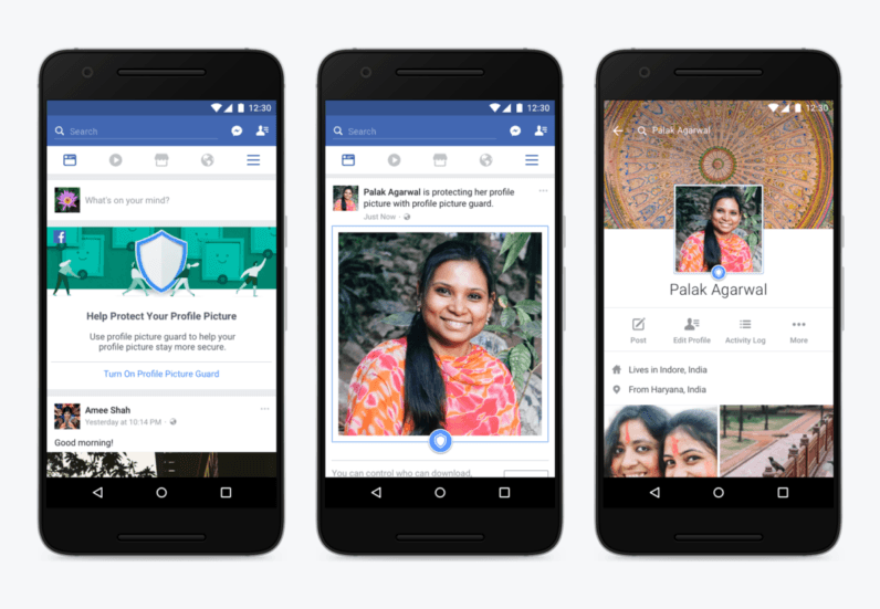 Facebook wants to stop creeps from downloading your profile picture