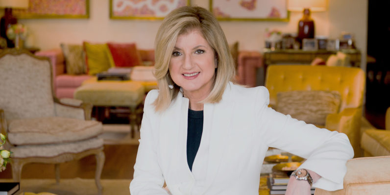 Arianna Huffington brings her enterprise-grade wellness program to India