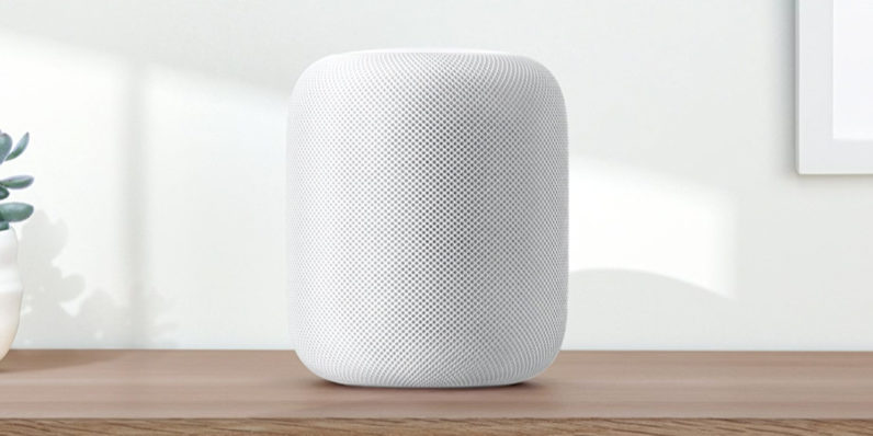 Apple's HomePod delayed until next year