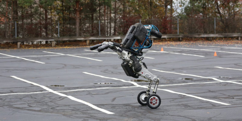 It's no wonder Google sold Boston Dynamics to SoftBank