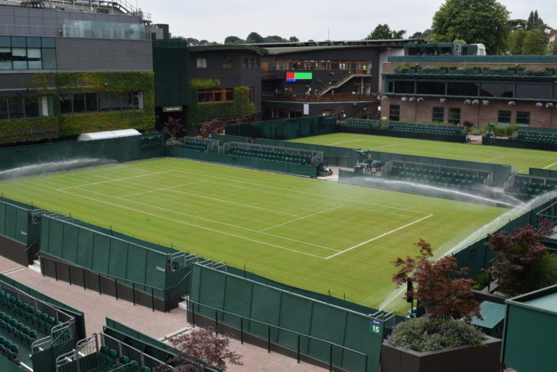 Wimbledon serves up a new take on journalism in the age of AI