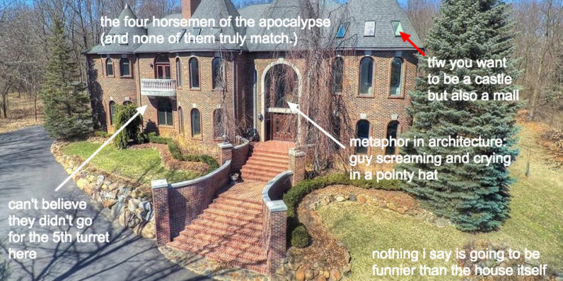 McMansion Hell revives its hilarious blog after ending legal spat with Zillow