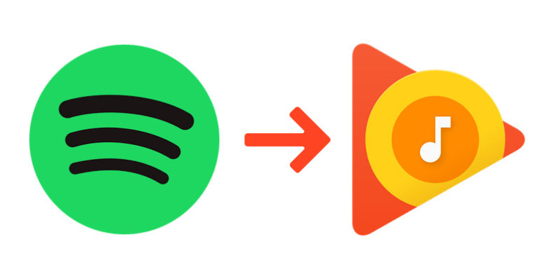 Open Spotify Links In Google Play Music With This Handy Chrome Extension
