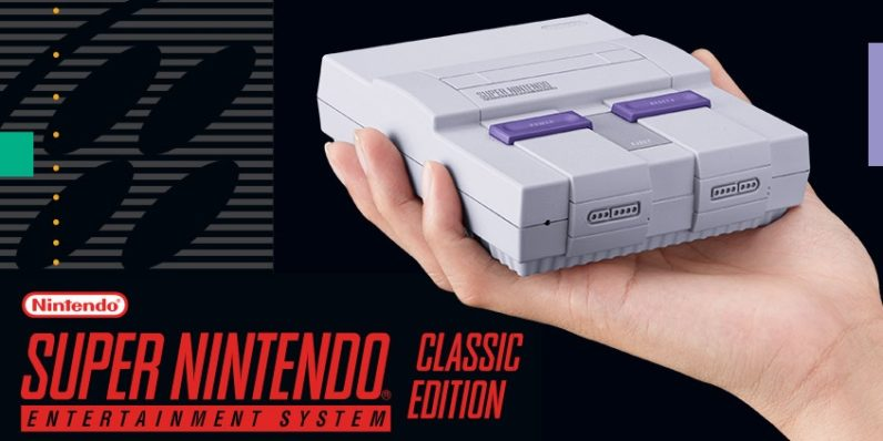 Nintendo announces the SNES Classic (and Star Fox 2)