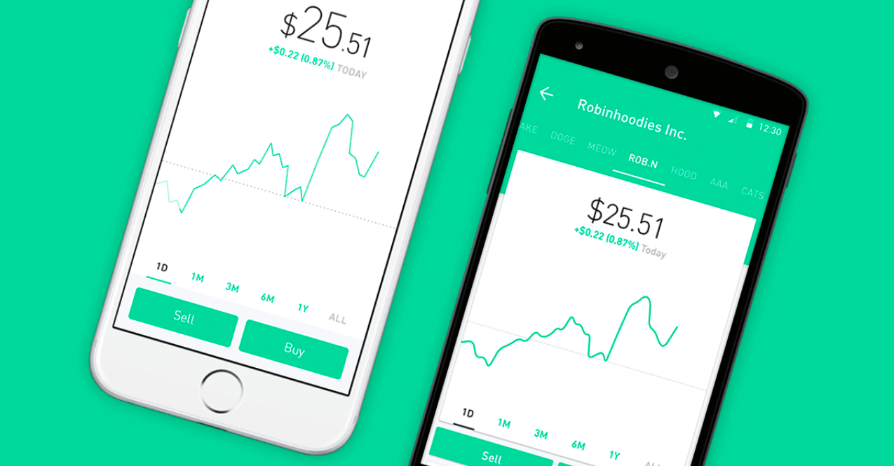 Robinhood's plan to open financial markets to the masses
