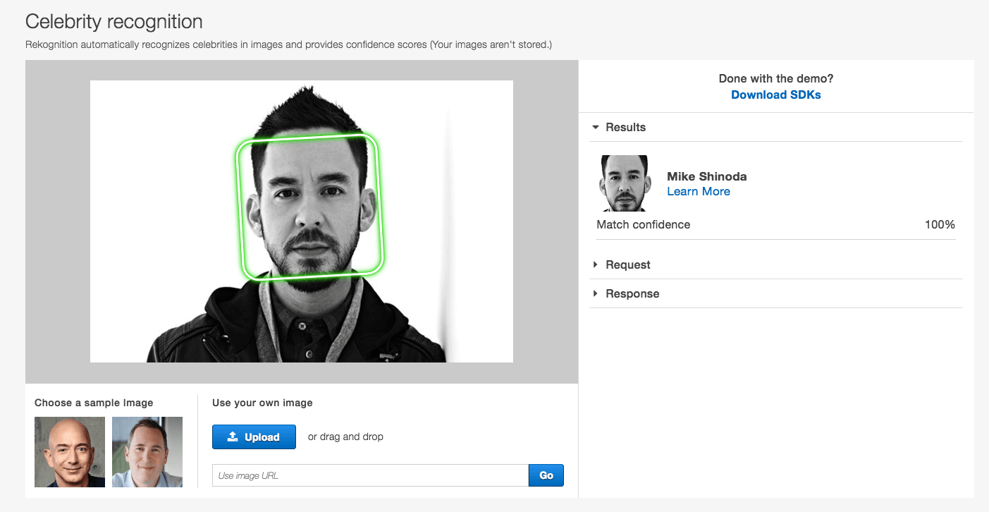 Facial recognition is increasingly common, but how does it ...