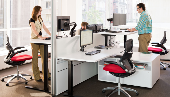The Importance Of Stand-Up Desks In Start-Ups