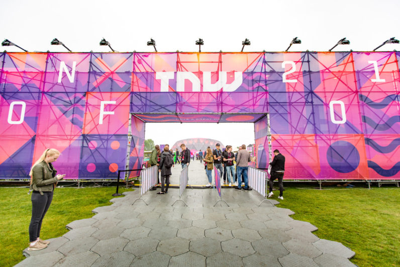 14 lucky startups that got into TNW Conference for free