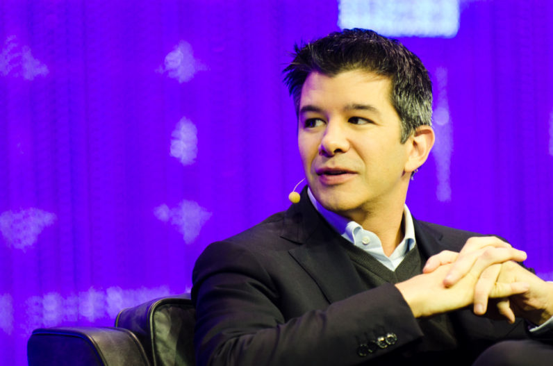 Uber CEO Travis Kalanick takes 'indefinite' leave of absence