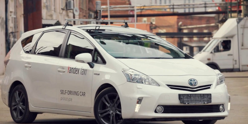 Even Russia's Google is getting into self-driving cars