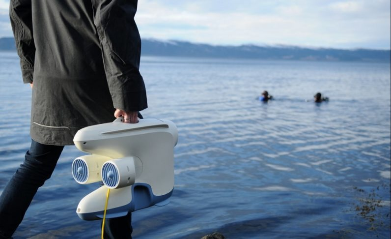 This $3,000 deep-diving drone can be controlled like a video game