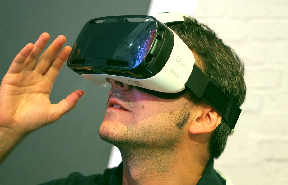 Virtual reality tech may make 'going shopping' in real life a thing of the past