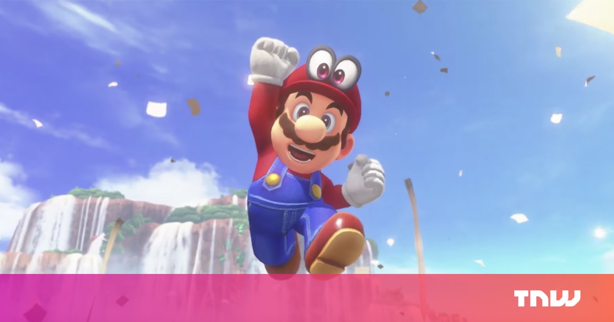 photo image Nintendo might be making a feature-length Mario movie