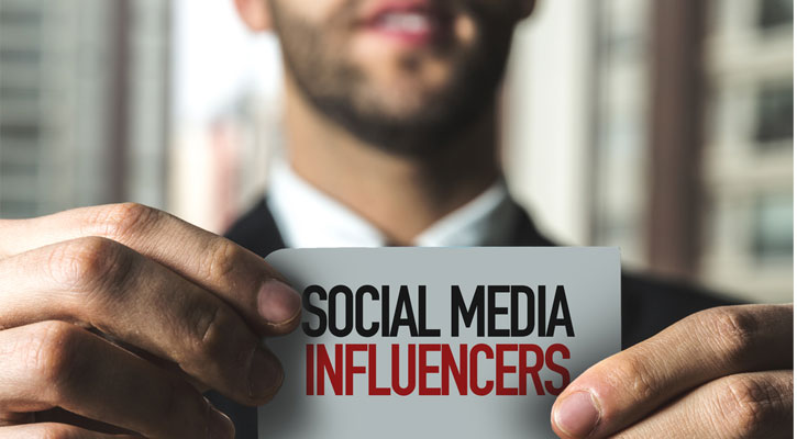 Top 7 social media influencers who are killing it