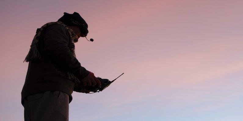 US law enforcement agencies have a drone problem