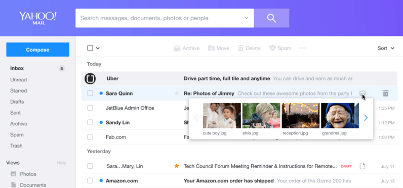 Yahoo Mail's redesign is a fresh coat of paint on a burnt-down house
