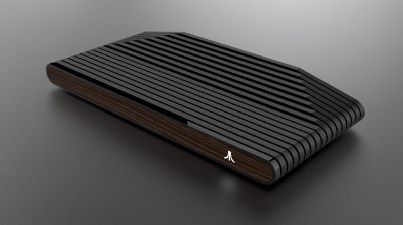 Atari's retro console gets a new name, but no games