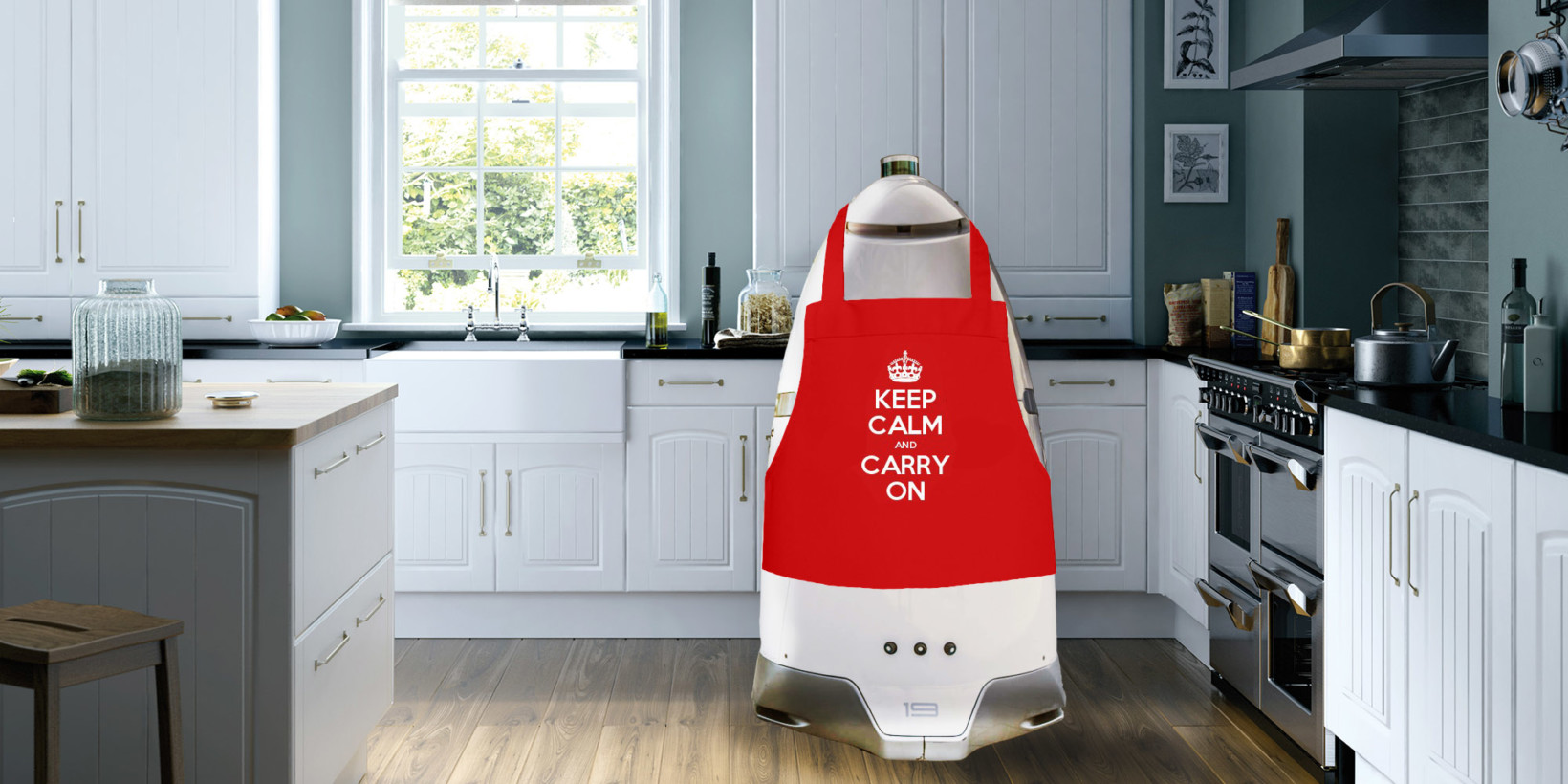 Machine learning has entered the kitchen, and I for one welcome our ...