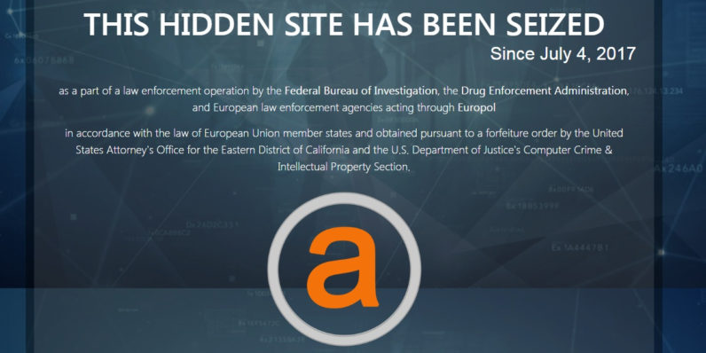 Moderator of notorious dark web marketplace sentenced to 11 years