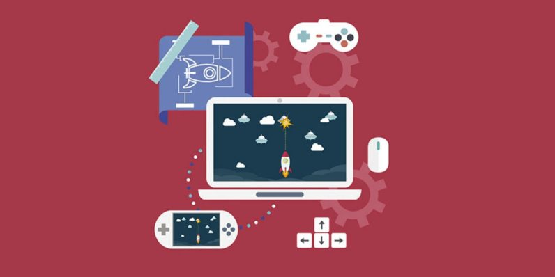 learn to build video games