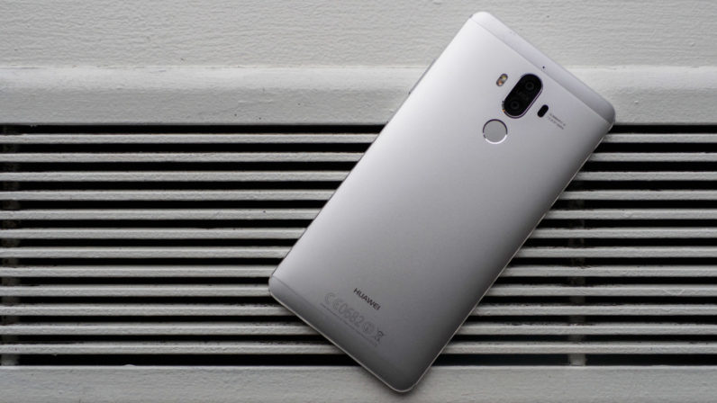 Huawei promises the Mate 10 will be better than the iPhone 8