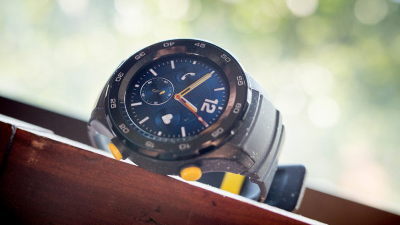 Huawei Watch 2 Review: Strong performance makes up for lackluster design