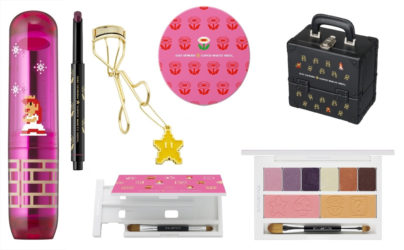 Super Mario cosmetics are coming to Japan — seriously
