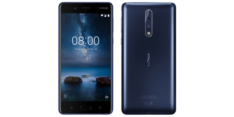 Nokia's next flagship leaks, and it looks… okay I guess