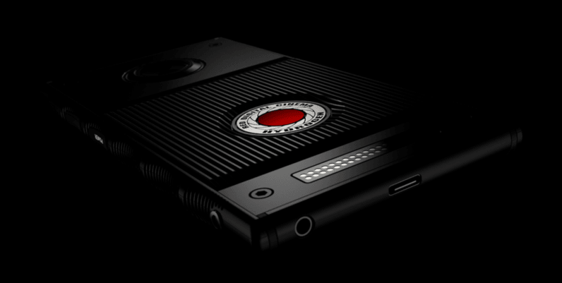 RED is selling a $1195 'holographic' phone for filmmakers
