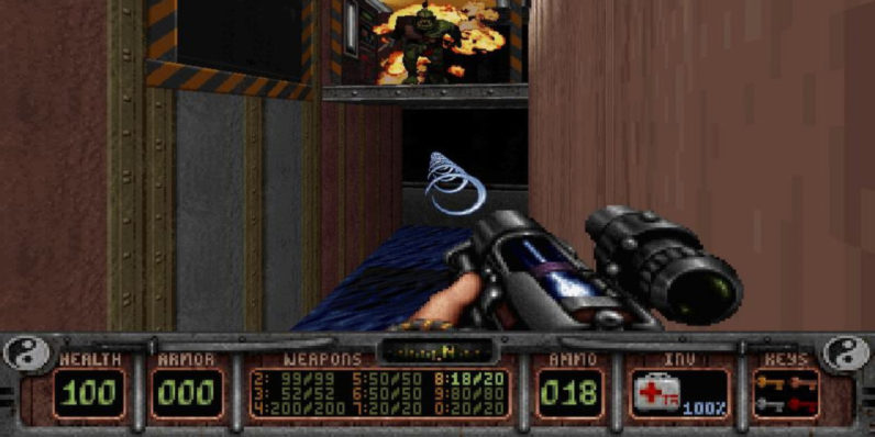Snap up classic ninja FPS Shadow Warrior for free on GOG and Steam