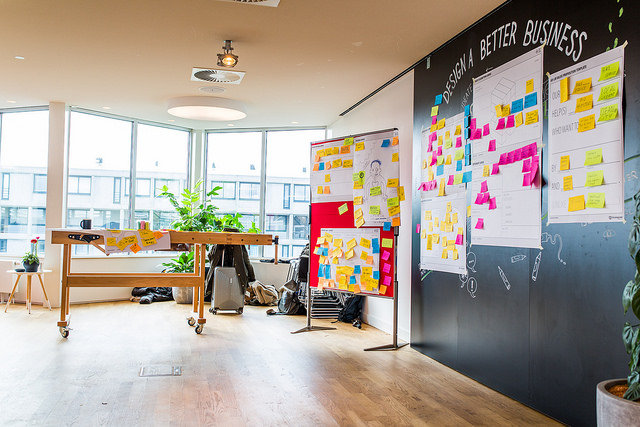 Design thinking gives you an edge over your competitors for Design consultancy amsterdam