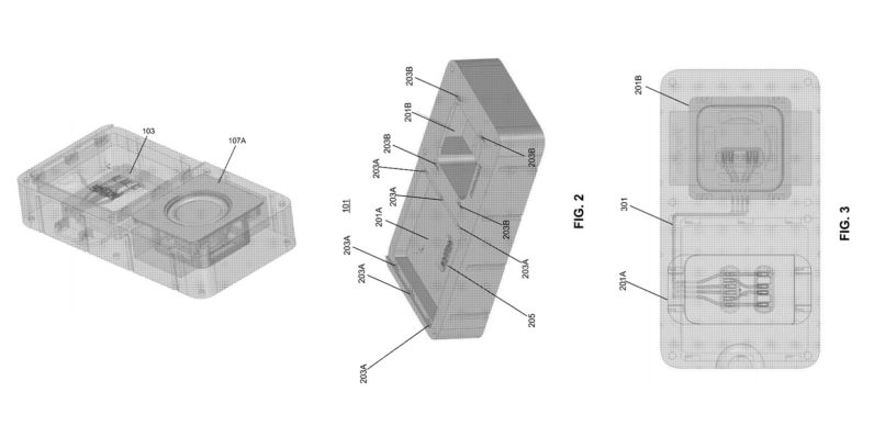 Facebook's new patent hints at a modular smartphone