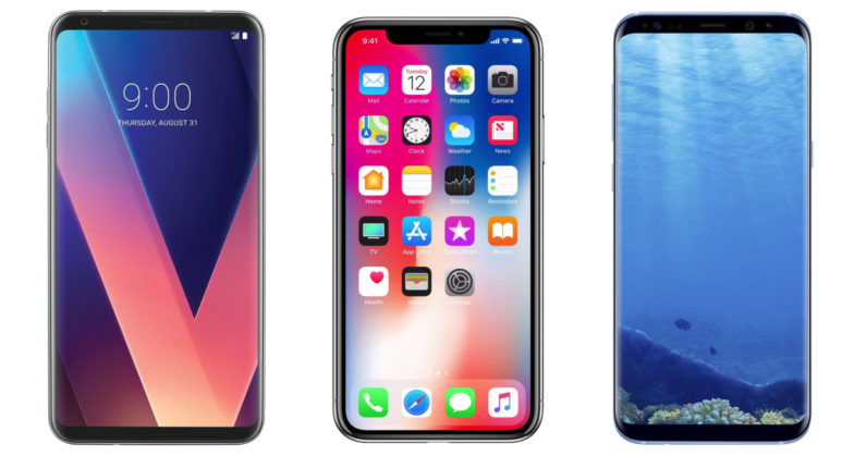 After The IPhone X Every Phone Will Soon Be Bezel Less Whats Next