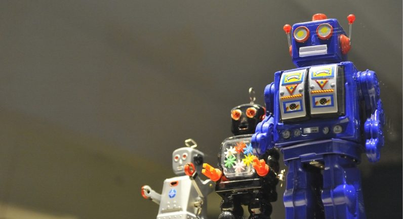 5 of the smartest people in AI teamed up to make awesome robots