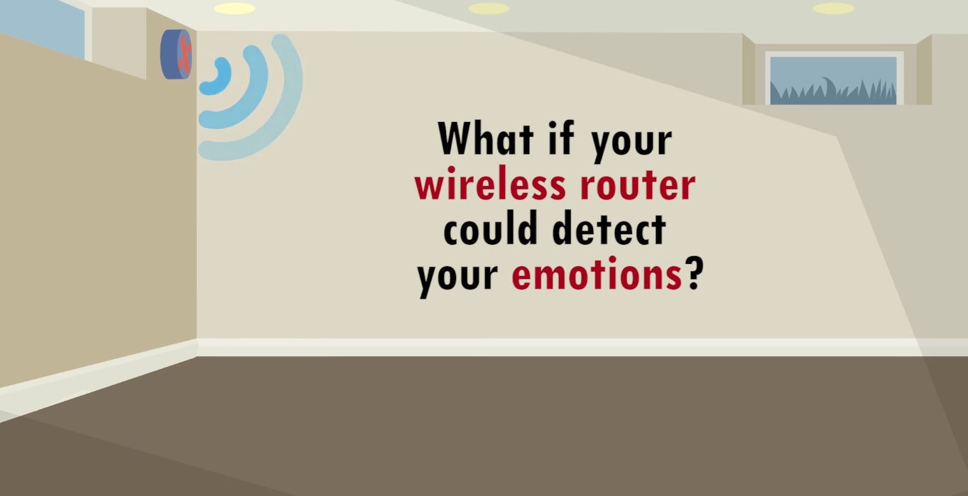 Scientists are now using Wi-Fi to read human emotions