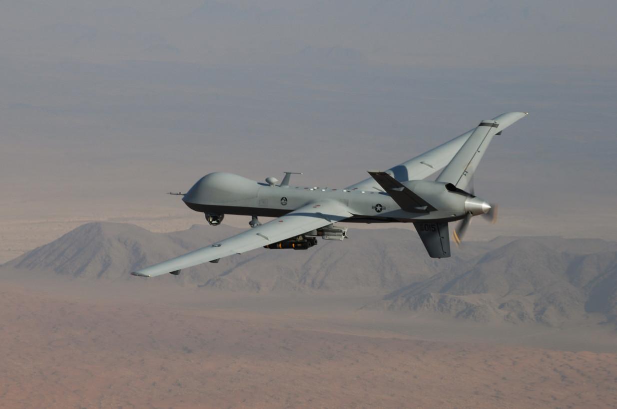 MQ-9_Reaper drone