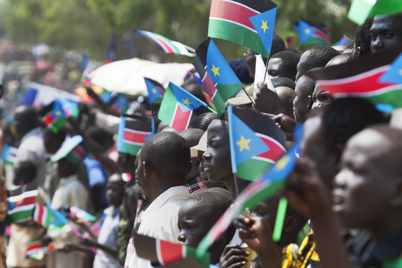 How online gaming is being used to spread peace in South Sudan