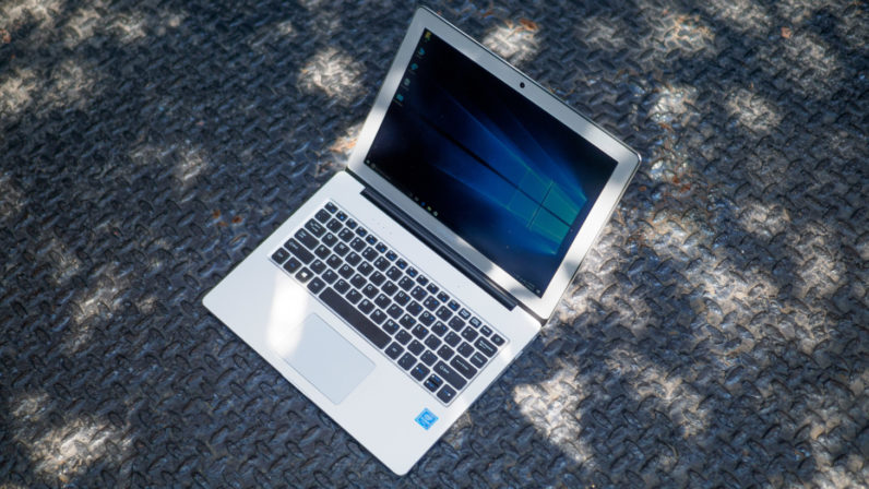 Chuwi LapBook 12.3 Review: Like a MacBook Air with a better screen… for $300