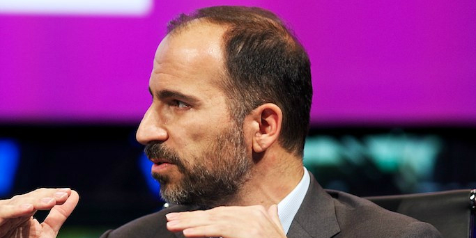 It's official: Uber names Dara Khosrowshahi its new CEO