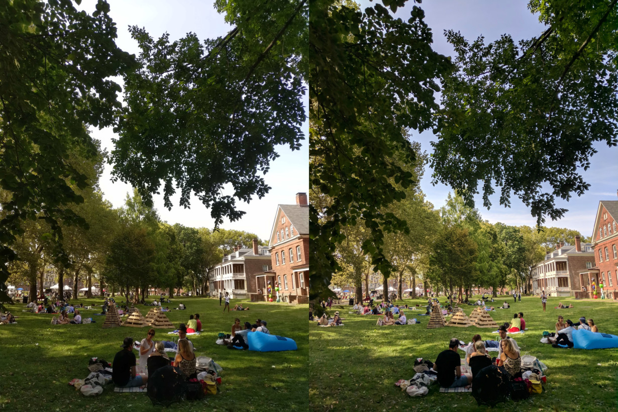 Google Pixel's HDR+ trick makes almost any Android camera better