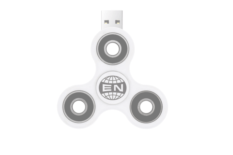 Arcade Fire releases latest album on ultra-expensive USB fidget spinner