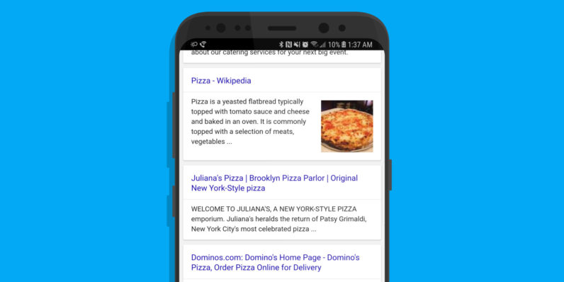 Google might kill URLs in mobile search and ruin things for everyone