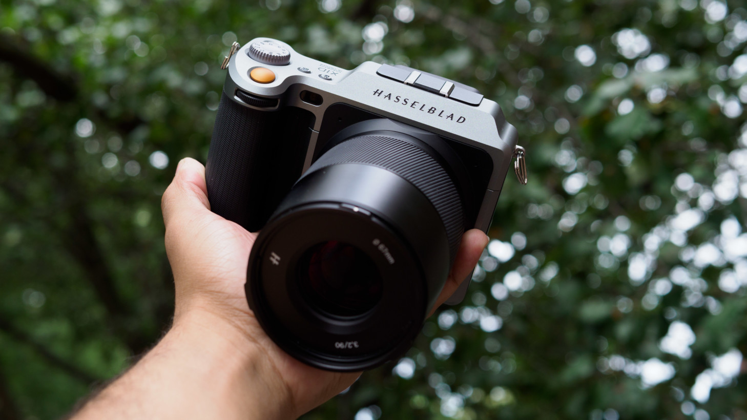 Hasselblad X1D: Here's what $14,000 in photo gear gets you