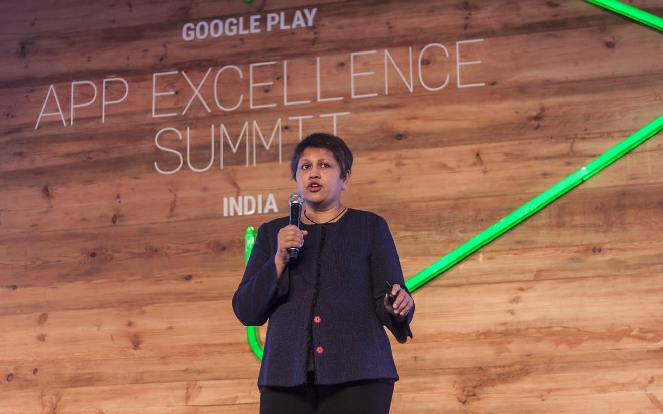 Purnima Kochikar, Director, Business Development, Games & Applications, Google Play